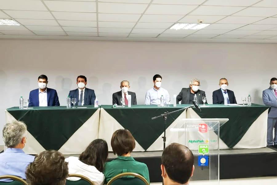 Em pronunciamento, Iris Rezende confirma que não será mais candidato e anuncia aposentadoria | Foto: Divulgação/Prefeitura de Goiânia