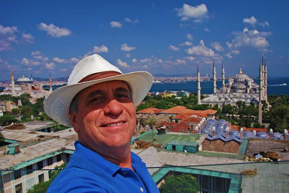 Henrique Joriam: sócio-proprietário do Brothers Hostel   Foto: divulgação