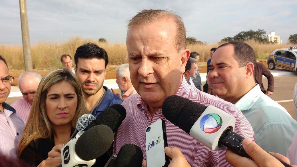 Paulo Garcia deixou a Prefeitura de Goiânia com mais de 70% de rejeição   Foto: Valdemy Teixeira