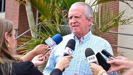 Secretário de Infraestrutura Mário Vilela | Foto: Prefeitura de Aparecida