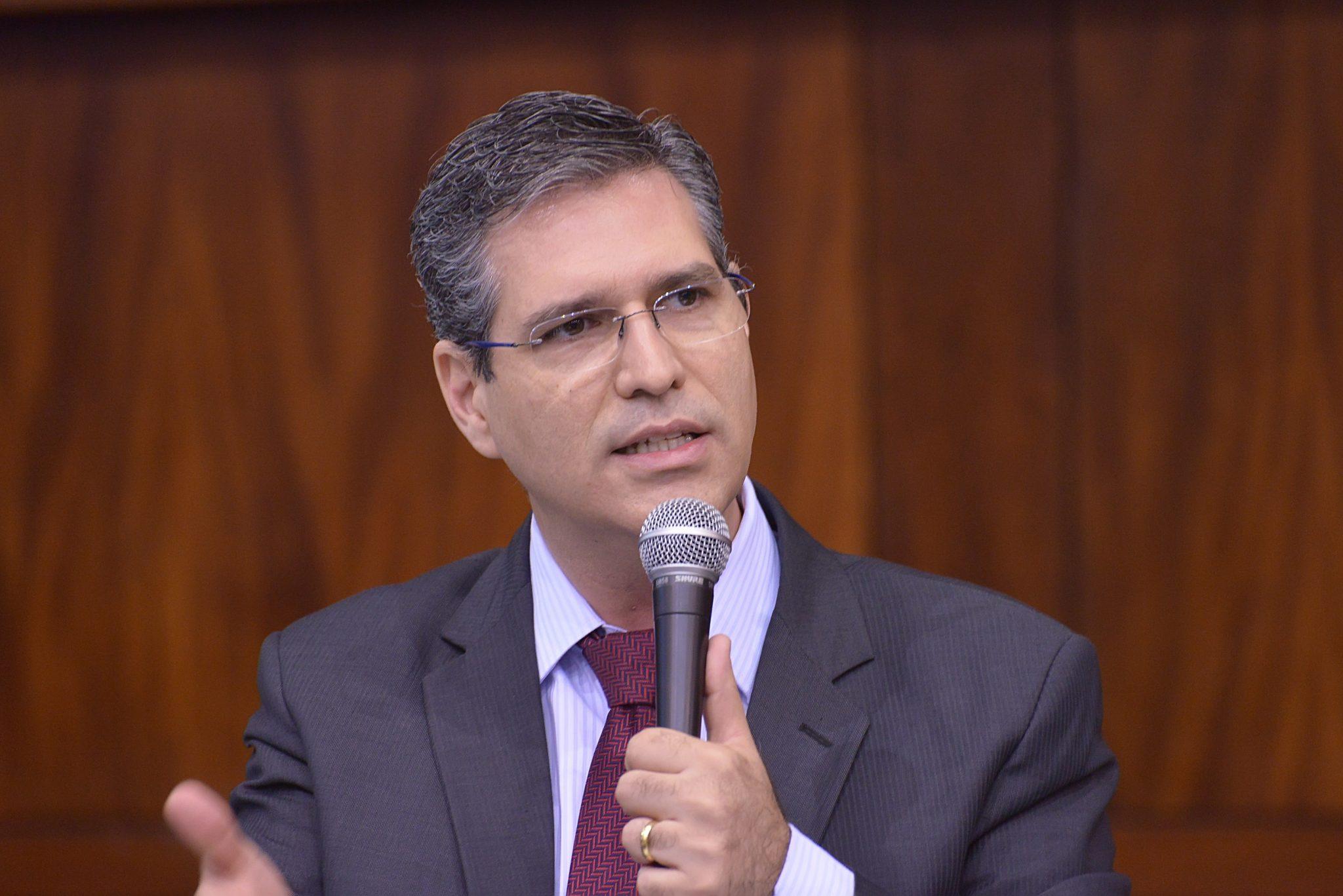 Deputado Francisco Jr (PSD)   Foto: Divulgação