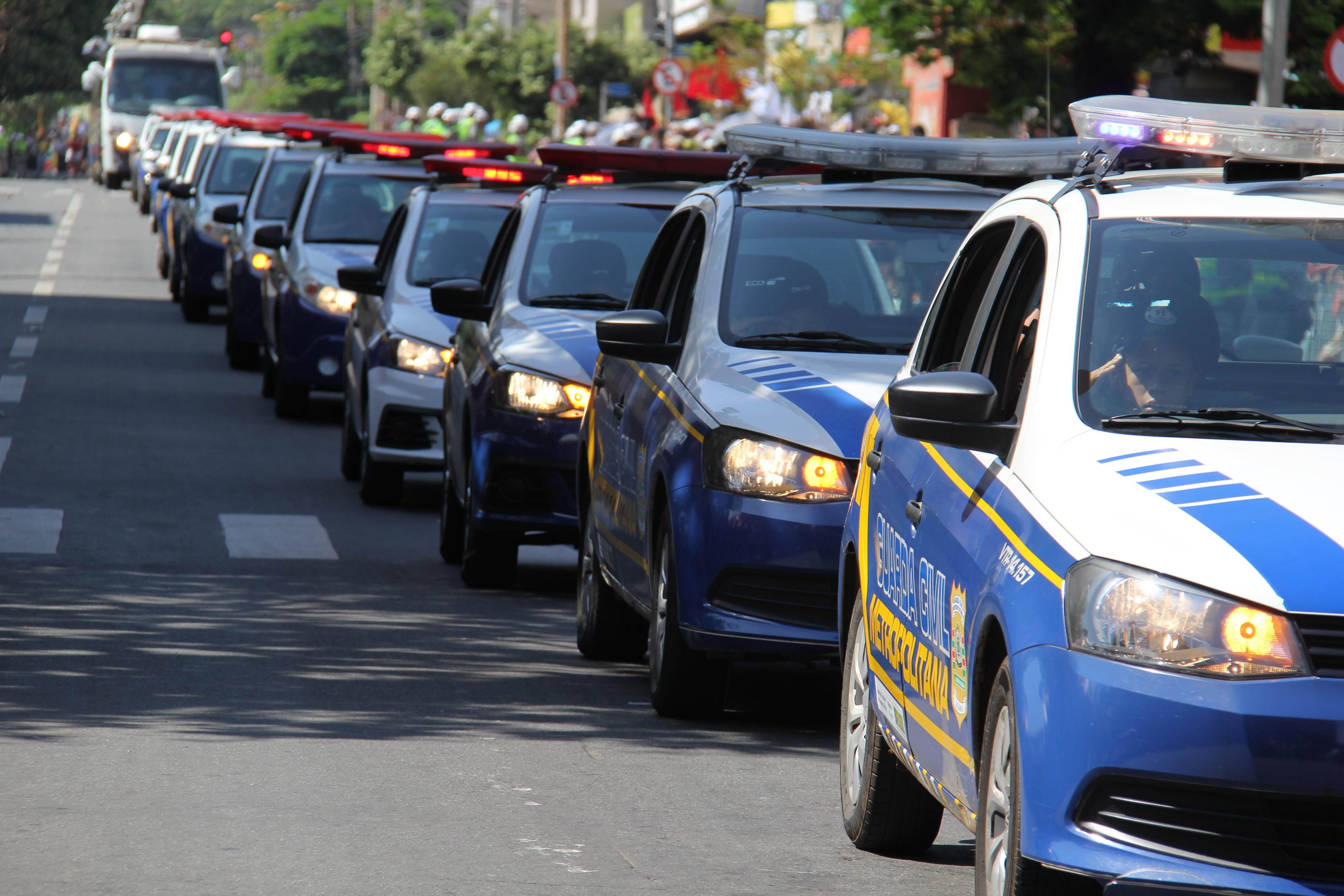 Guarda Municipal à procura de identidade própria | Foto: Cecílio Alves