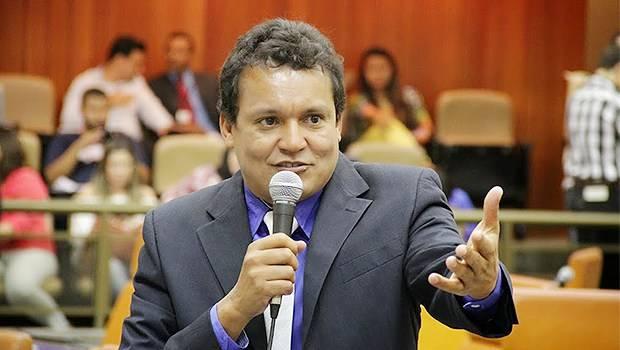 Felisberto Tavares | Foto: Divulgação/Câmara Municipal de Goiania