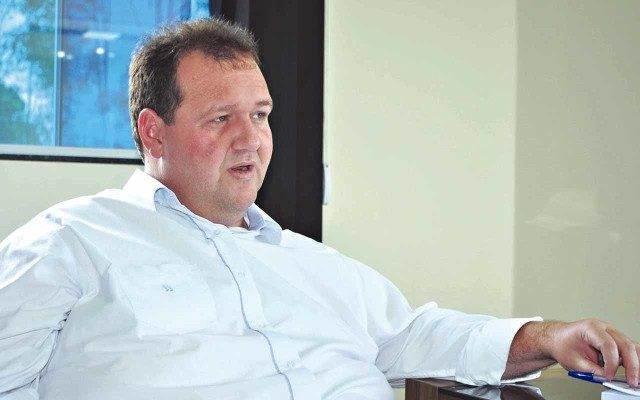 Secretário de Articulação Política de Aparecida de Goiânia Tatá Teixeira   Foto: Reprodução