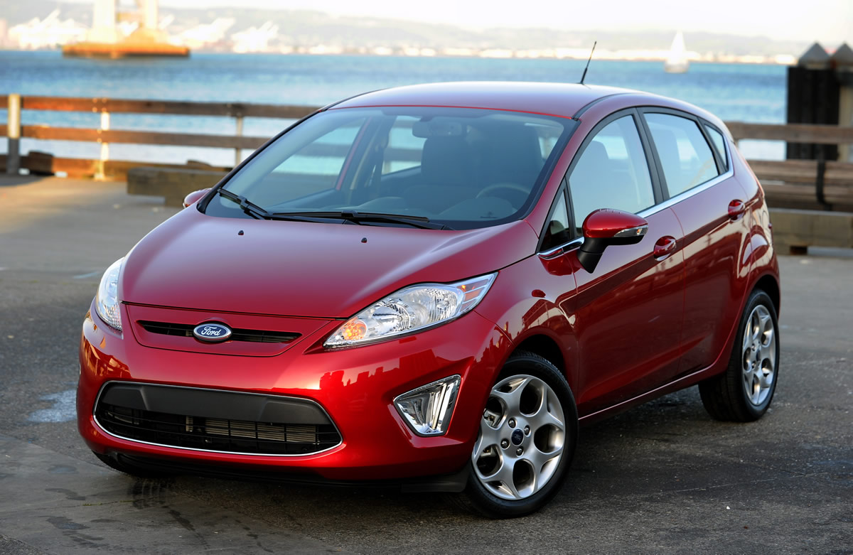 7º lugar: Ford New Fiesta – 29 pontos | Foto: Divulgação