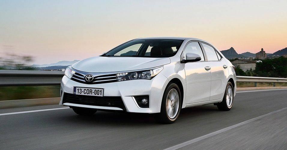 5º lugar: Toyota Corolla