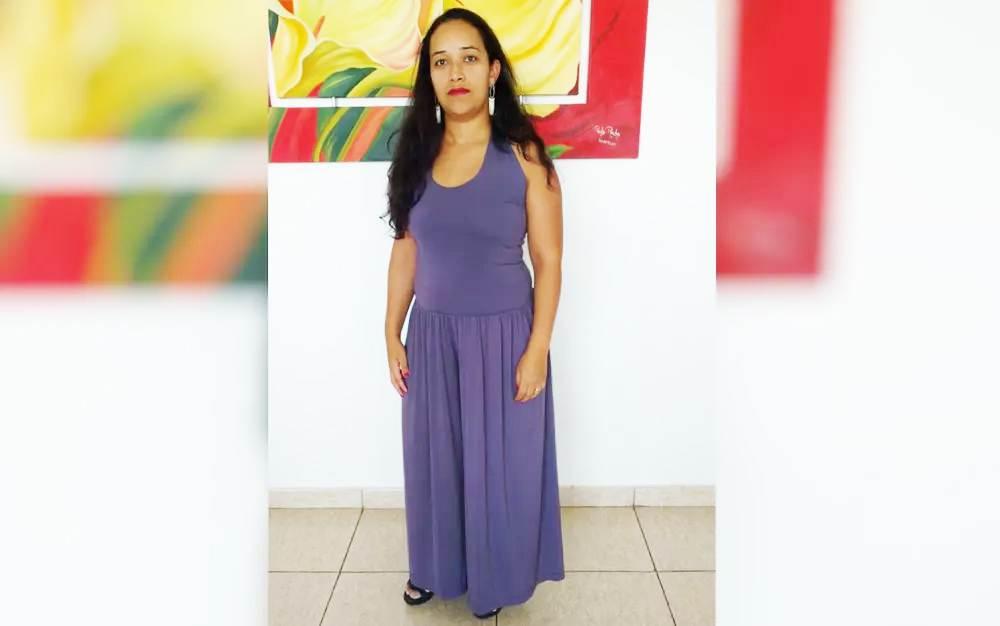 Roupa da advogada foi considerada inapropriada por desembargador do TRT, em Goiânia | Foto: Reprodução