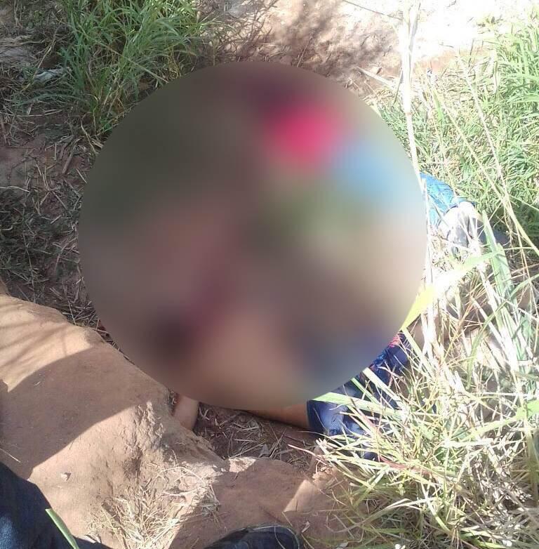 Duplo homicídio foi cometido no Bairro Goiá II, em Goiânia | Foto: Reprodução