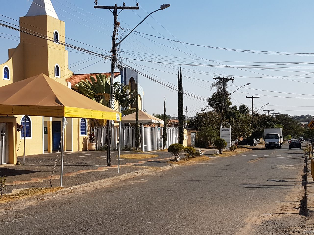 Rua C-174, Jardim América, em Goiânia | Foto: Folha Z