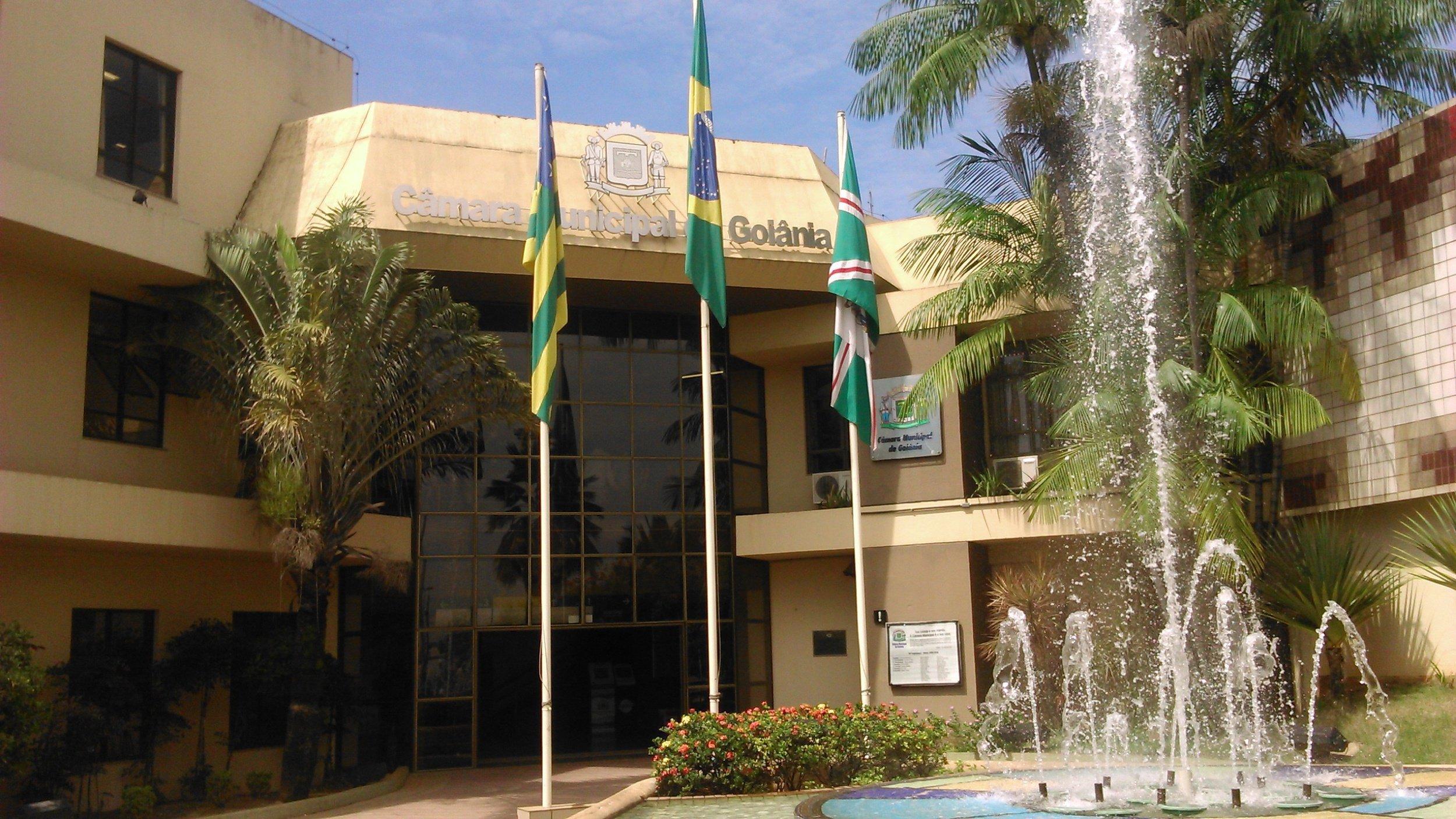 Inscrições para vagas de estágio na Câmara de Goiânia acabam hoje | Foto: Reprodução