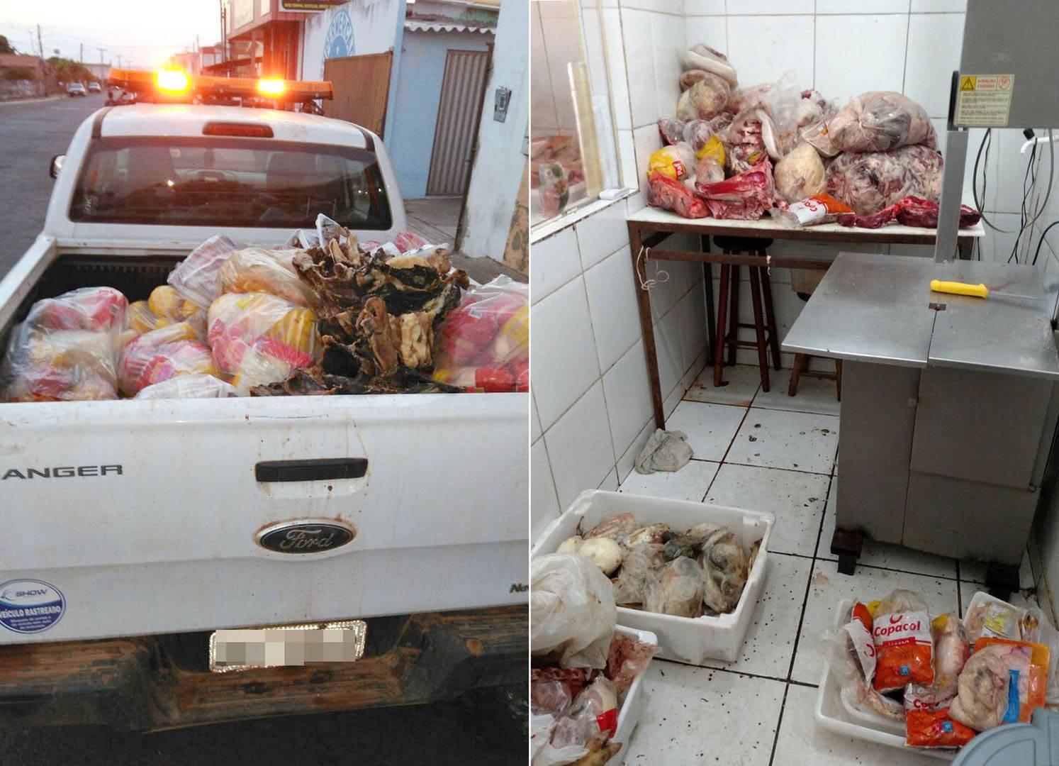 Ação foi realizada durante 3 dias   Foto: Divulgação / Agrodefesa, Polícia Civil e Procon