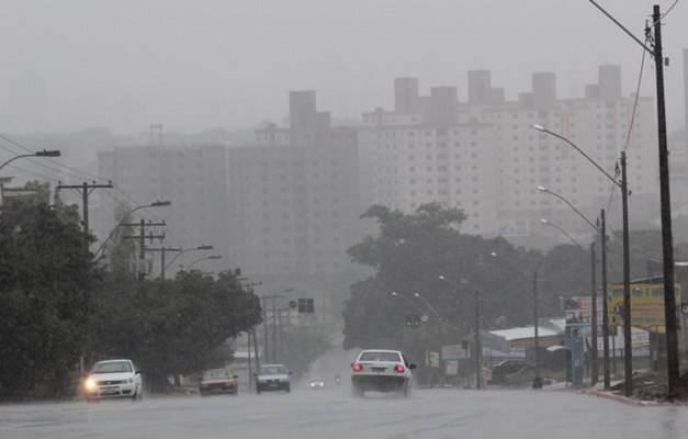 Meteorologia fala em boas chances de chuva para a capital | Foto: Reprodução