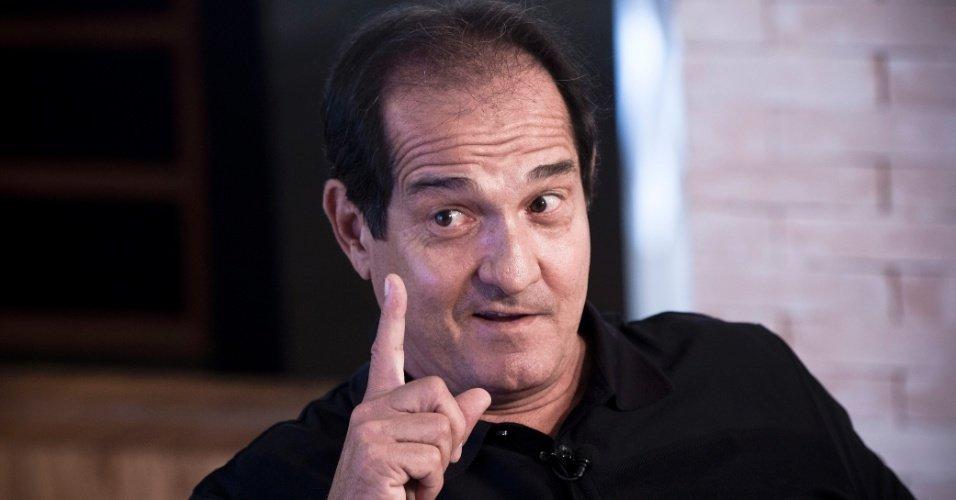 Ex-técnico Muricy Ramalho é comentarista na TV | Foto: Reprodução