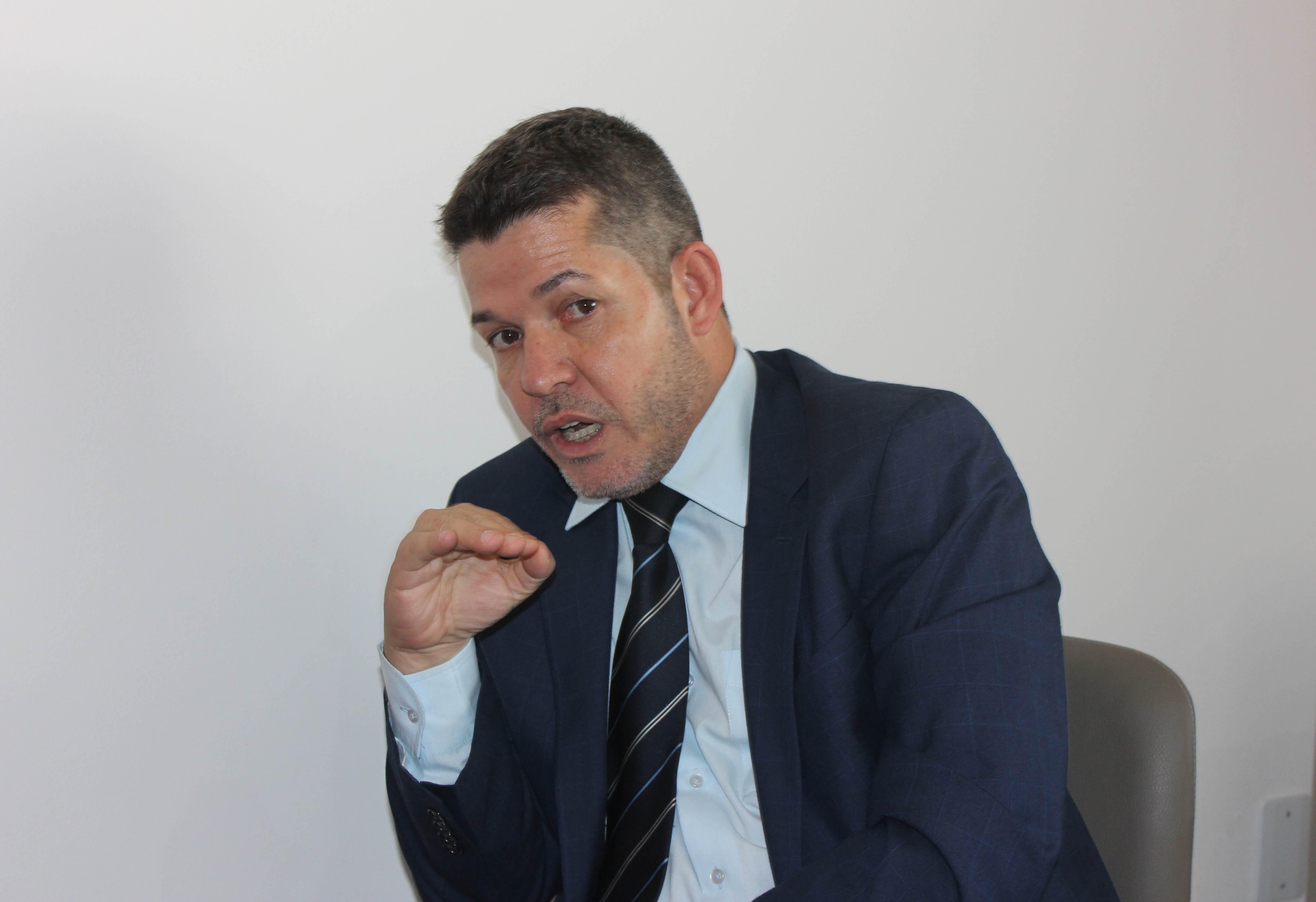 Deputado federal Delegado Waldir | Foto: Folha Z