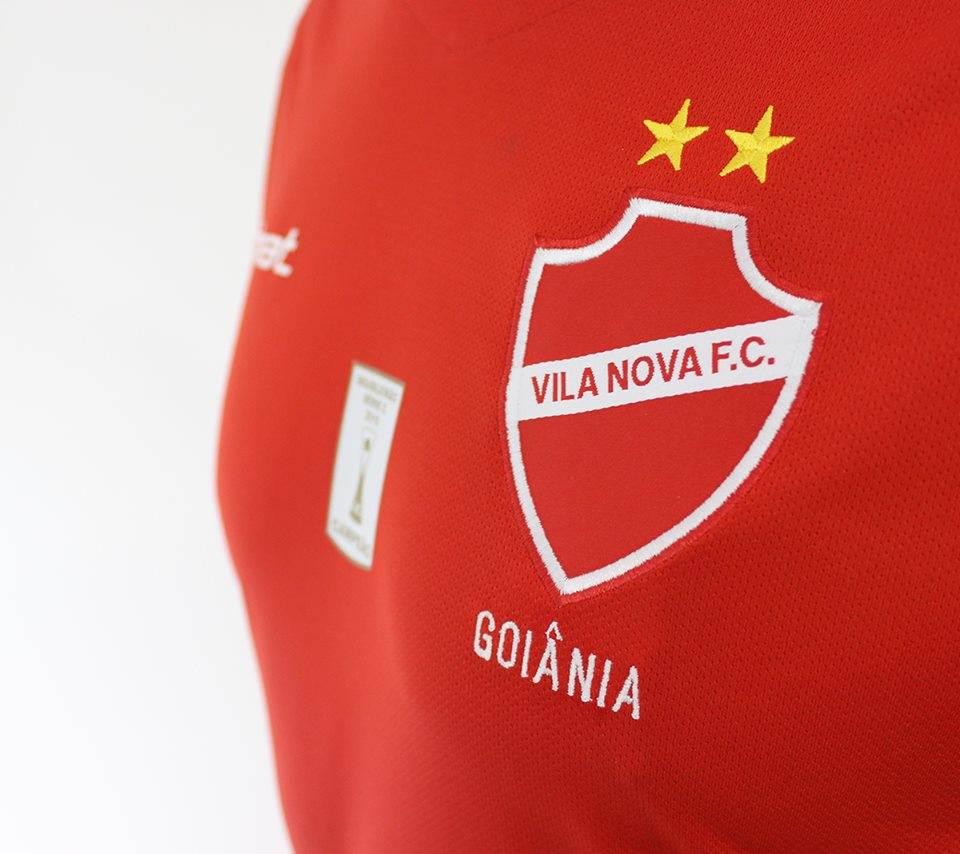 Camisa oficial do Vila Nova será sorteada pelo Folha Z | Foto: Reprodução