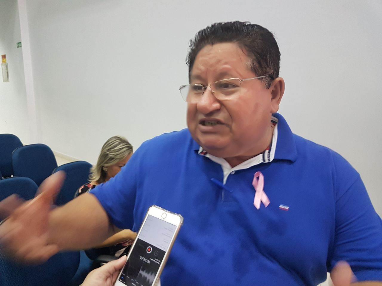 Chico Abreu foi reeleito por unanimidade presidente do PSDB de Aparecida de Goiânia | Foto: Valdemy Teixeira