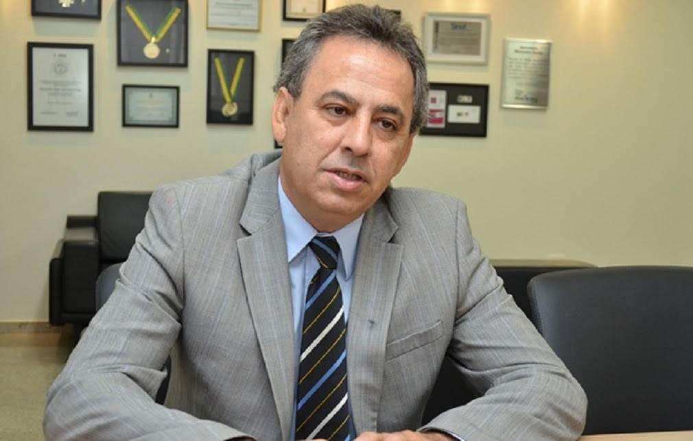 presidente do Detran-GO, Manoel Xavier Ferreira Filho