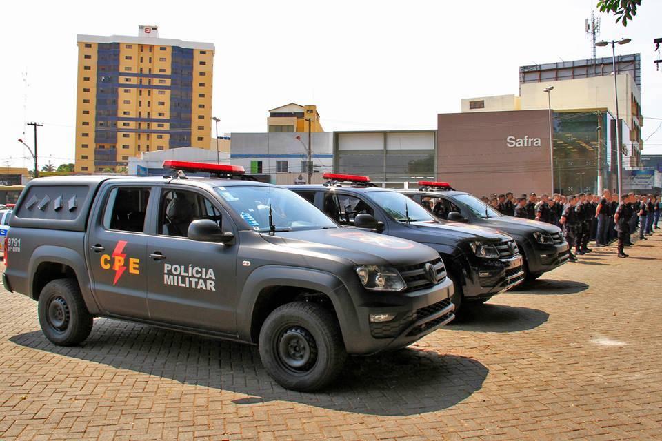 Deputada quer câmeras em viaturas de polícia em Goiás | Foto: Reprodução: CPE/ PMGO
