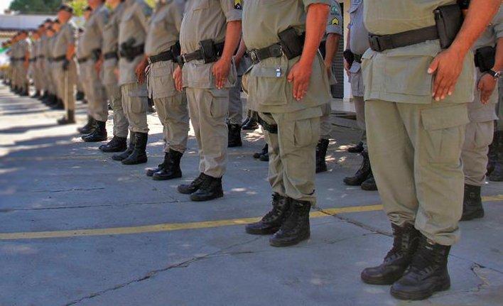 Policiais Militares foram à Justiça para obter promoção | Foto: Reprodução / Facebook PMGO