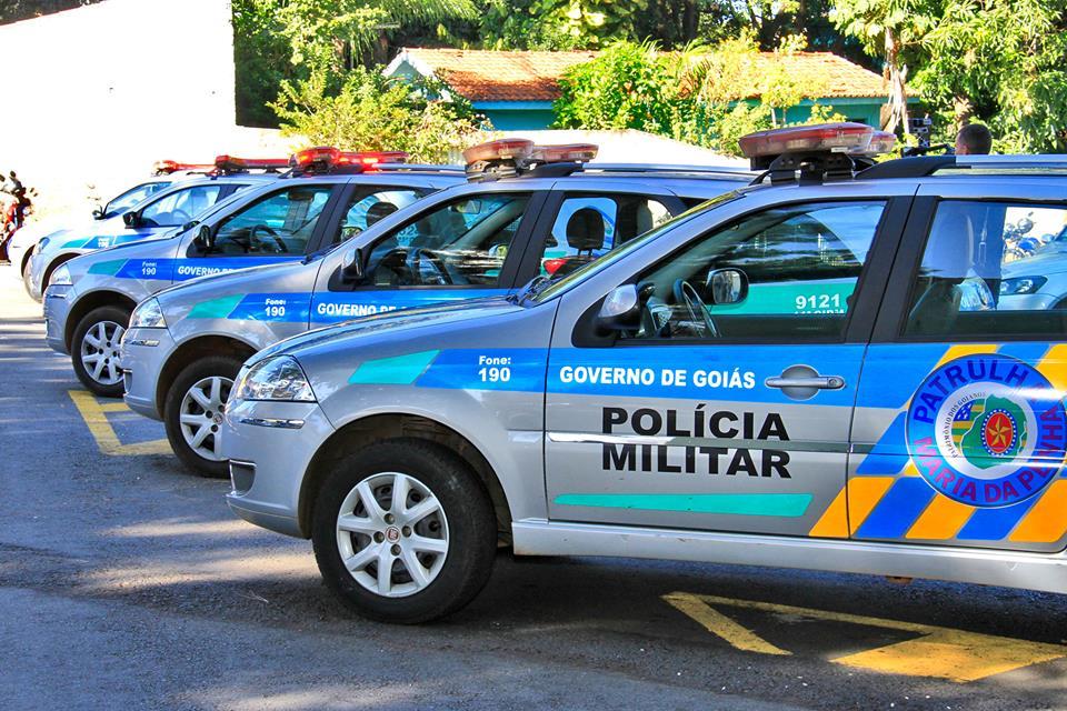 Confira os telefones das viaturas da PM nas regiões mais populosas de Goiânia | Foto: Divulgação/PM