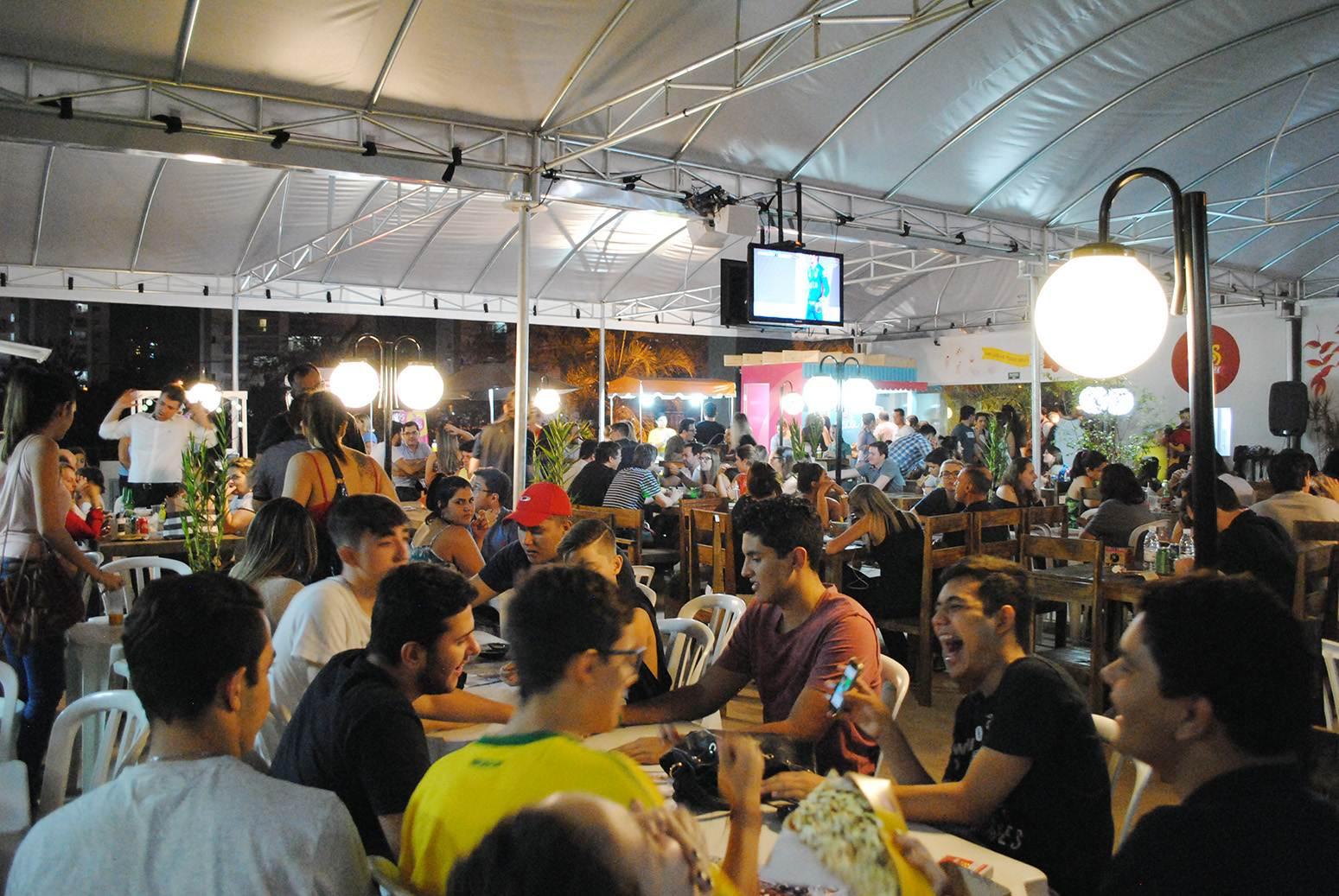 Clássico poderá ser assistido em bares e food parks de Goiânia | Foto: Divulgação