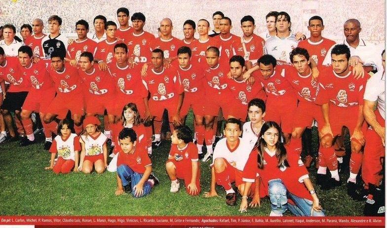 Em 2005, Vila foi campeão goiano pela última vez | Foto: Acervo do Clube