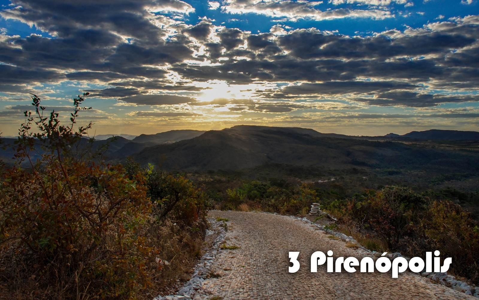 Parque Estadual dos Pirineus vale a esticada para quem estiver hospedado em alguma pousada na charmosa Pirenópolis | Foto: Reprodução