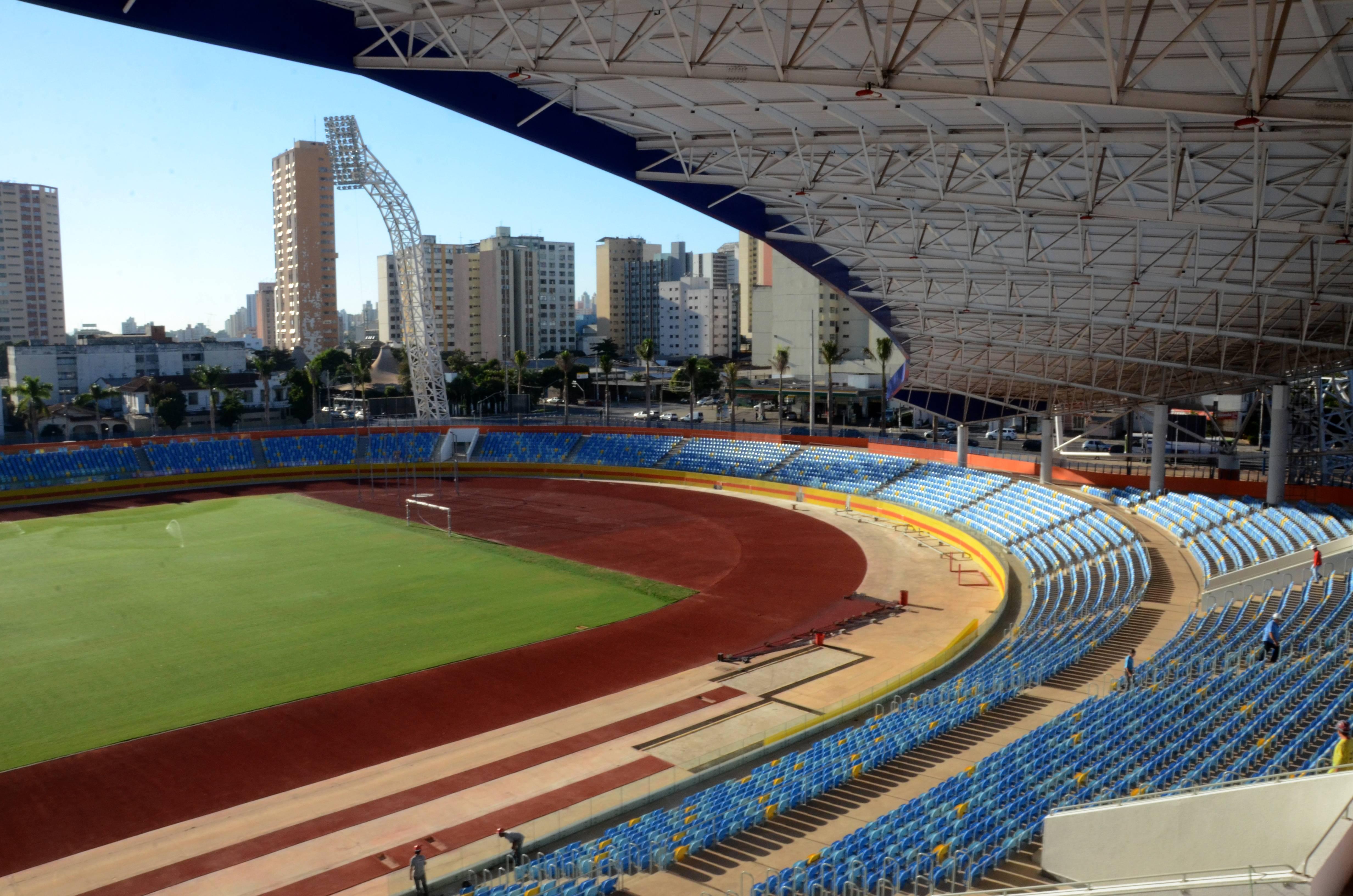 Todos os 5 piores públicos do Brasileirão são do Atlético-GO | Foto: Reprodução