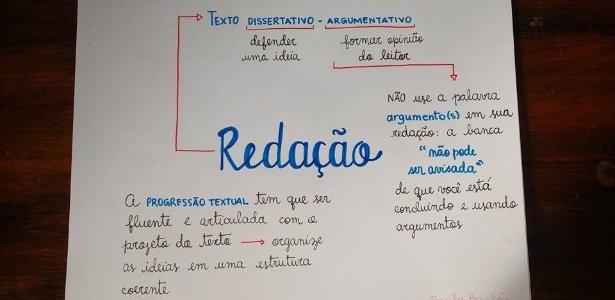Dicas para a redação do Enem | Foto: Tarsila Baylão