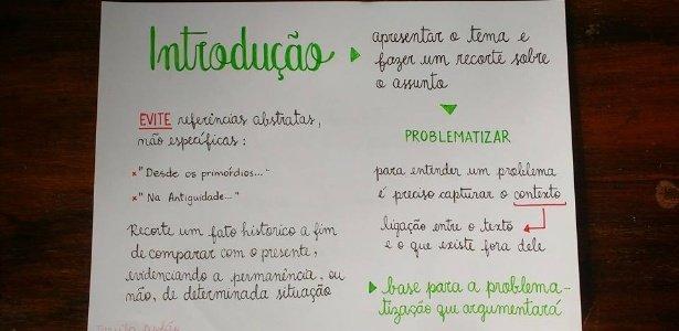 Dicas para a redação do Enem   Foto: Tarsila Baylão