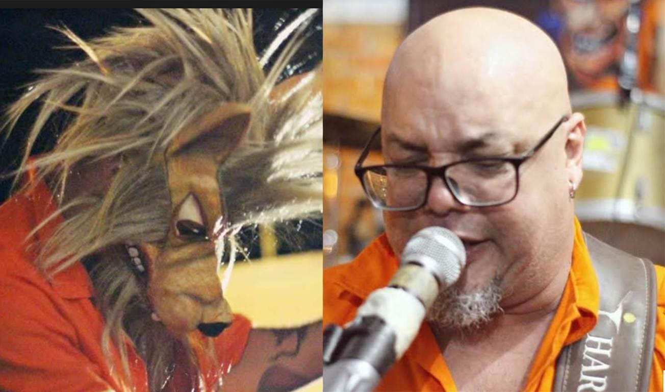 Lobinho e 3 Porcão presta homenagem aos garis da Comurg em show | Foto: Rayka Martins
