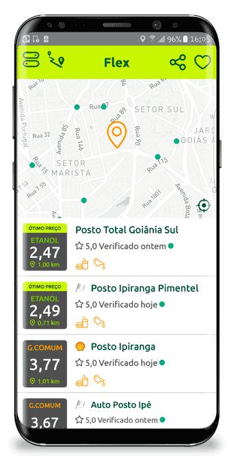 Aplicativo GasBuster está disponível para Android e iOS | Foto: Divulgação