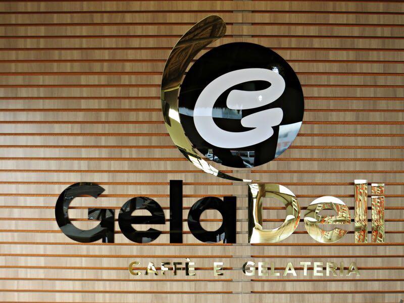 A GelaDeli Caffè e Gelateria fica no Setor Planalto, próximo ao Terminal Bandeiras | Foto: Divulgação