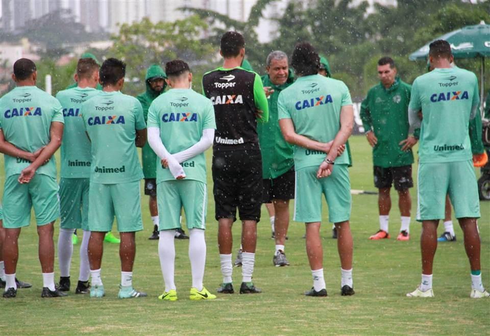 Goiás realizou seu último treinamento antes de encarar o Internacional em casa neste sábado, 18 | Foto: Rosiron Rodrigues/ GEC