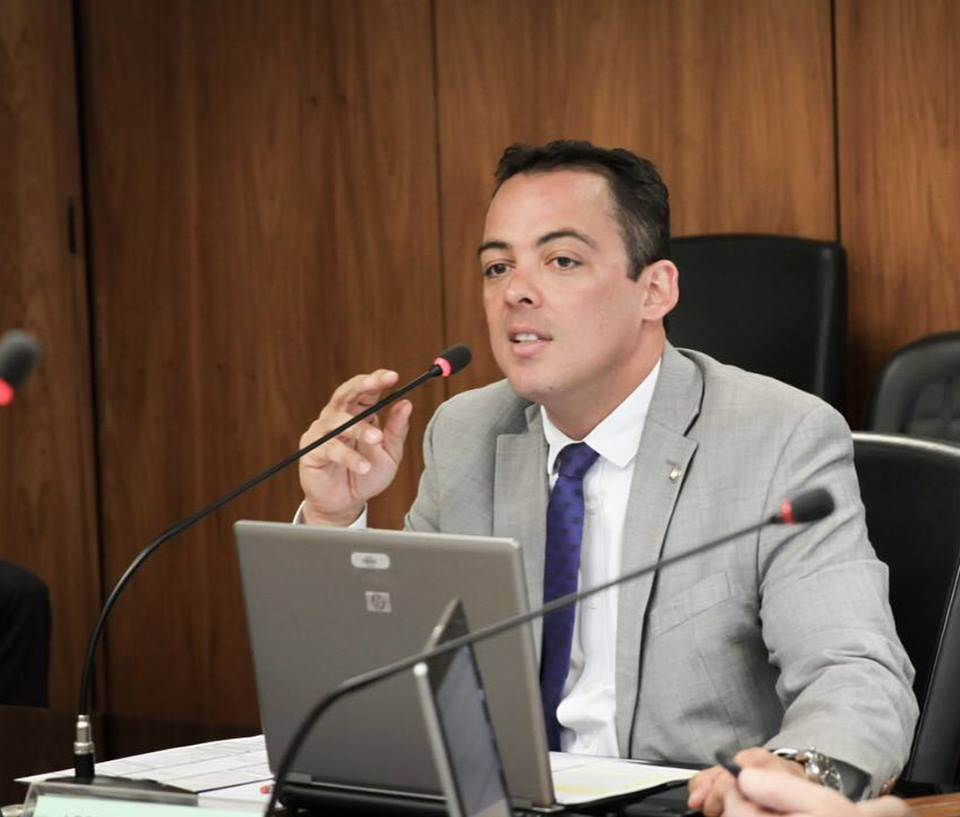 Secretário de Políticas Públicas de Emprego do Ministério do Trabalho Leonardo Arantes | Foto: Reprodução