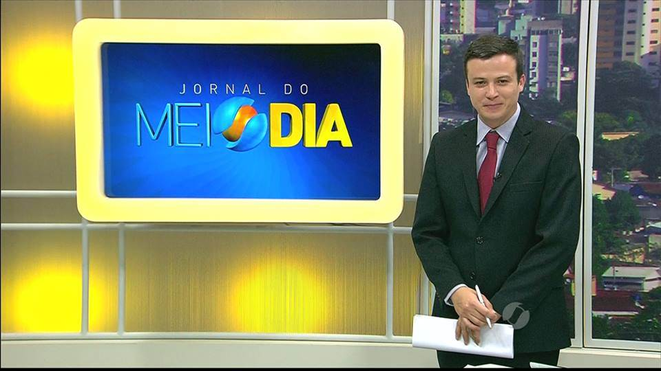 Repórter Lucílio Macedo e cinegrafista Anderson Barbosa foram vítimas de assalto na manhã desta quinta-feira, 16 | Foto: Reprodução/ Redes Sociais