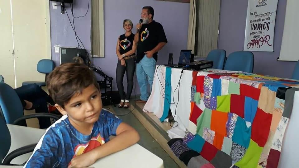 Avelino Fortuna, símbolo de militância paterna entre as Mães pela Diversidade, lembra dos cinco anos da morte do filho Lucas, vítima de homofobia | Foto: Divulgação