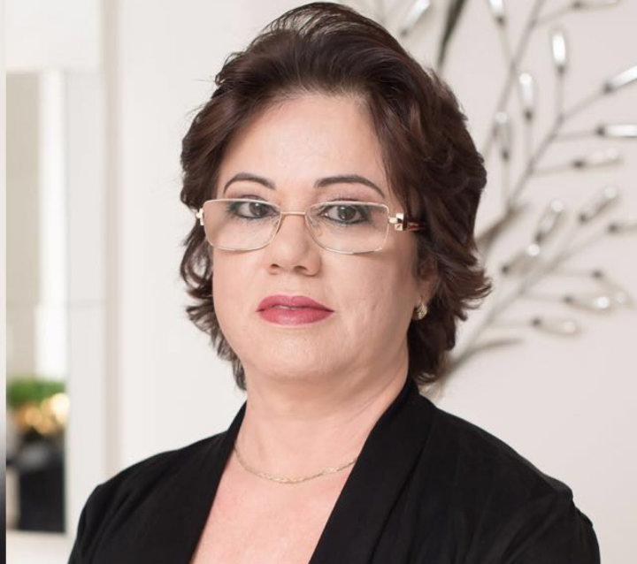 Médica nutróloga Lucinete Duarte | Foto: Arquivo Pessoal