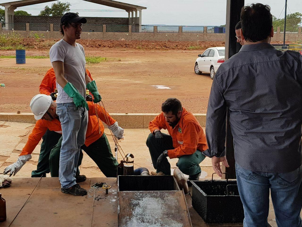 Em ação conjunta com a polícia do Rio, empresário goiano é preso por receptação de petróleo furtado | Foto: Divulgação/ PC-GO
