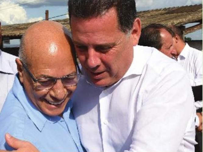 Professor Alcides terá o apoio de Marconi Perillo em sua pré-campanha à Câmara Federal | Foto: Divulgação