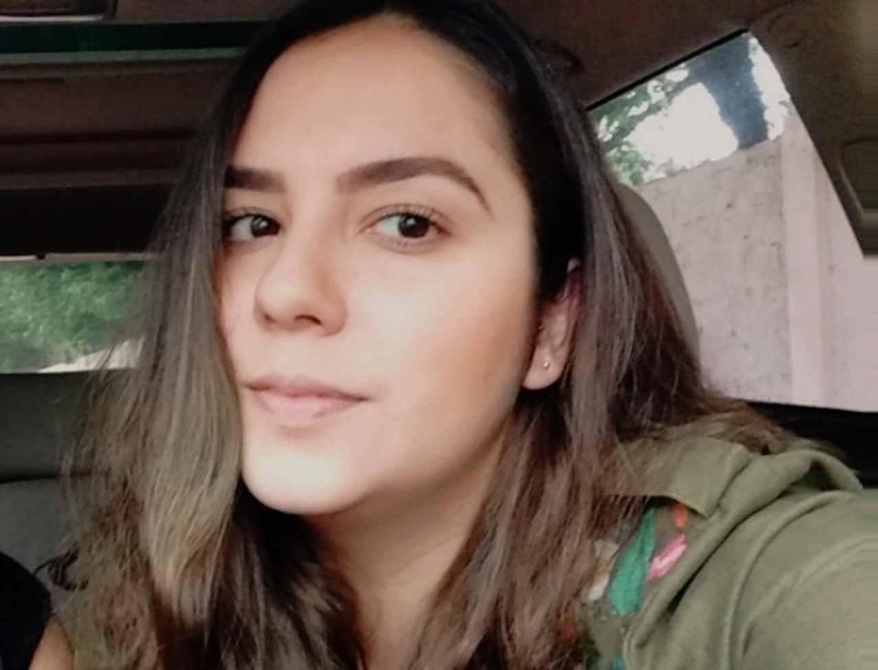 Professora de redação Tarsila Baylão usou suas redes sociais paracompartilhar um método para o Enem que acabou viralizando na internet | Foto: Arquivo Pessoal