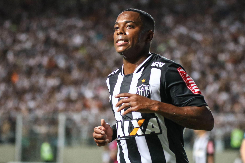 Robinho está atualmente no Atlético de Minas Gerais   Foto: Bruno Cantini/Atlético MG