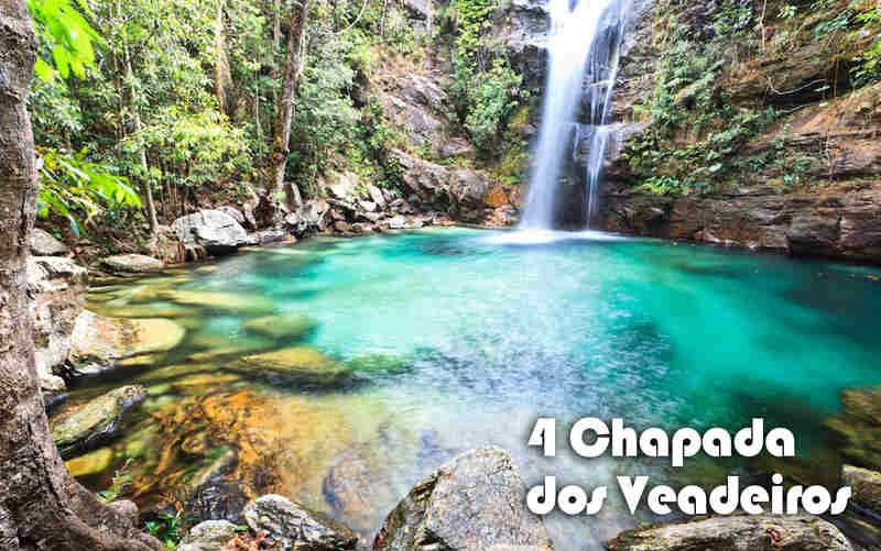 Parque Nacional da Chapada dos Veadeiros é Patrimônio Mundial Natural | Foto: Tom Alves