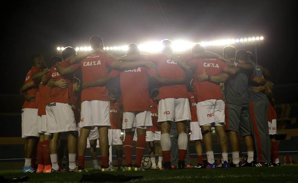 Vila Nova ainda tem chances de garantir vaga para a elite do futebol brasileiro | Foto: Reprodução / Facebook