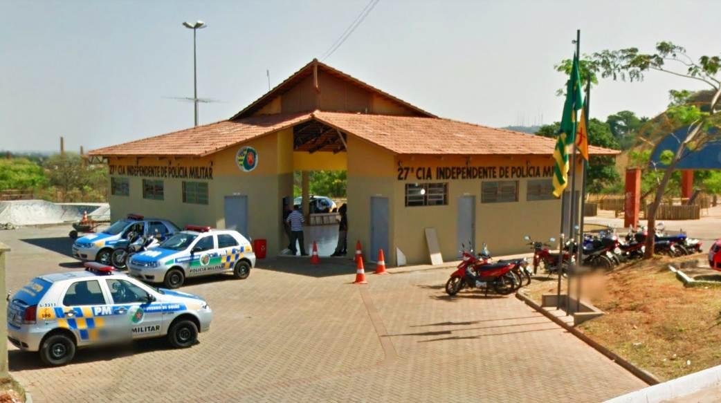 Câmara aprova doação de terreno para base da PM que atenderá Balneário, Capuava e Perim | Foto: Google Maps