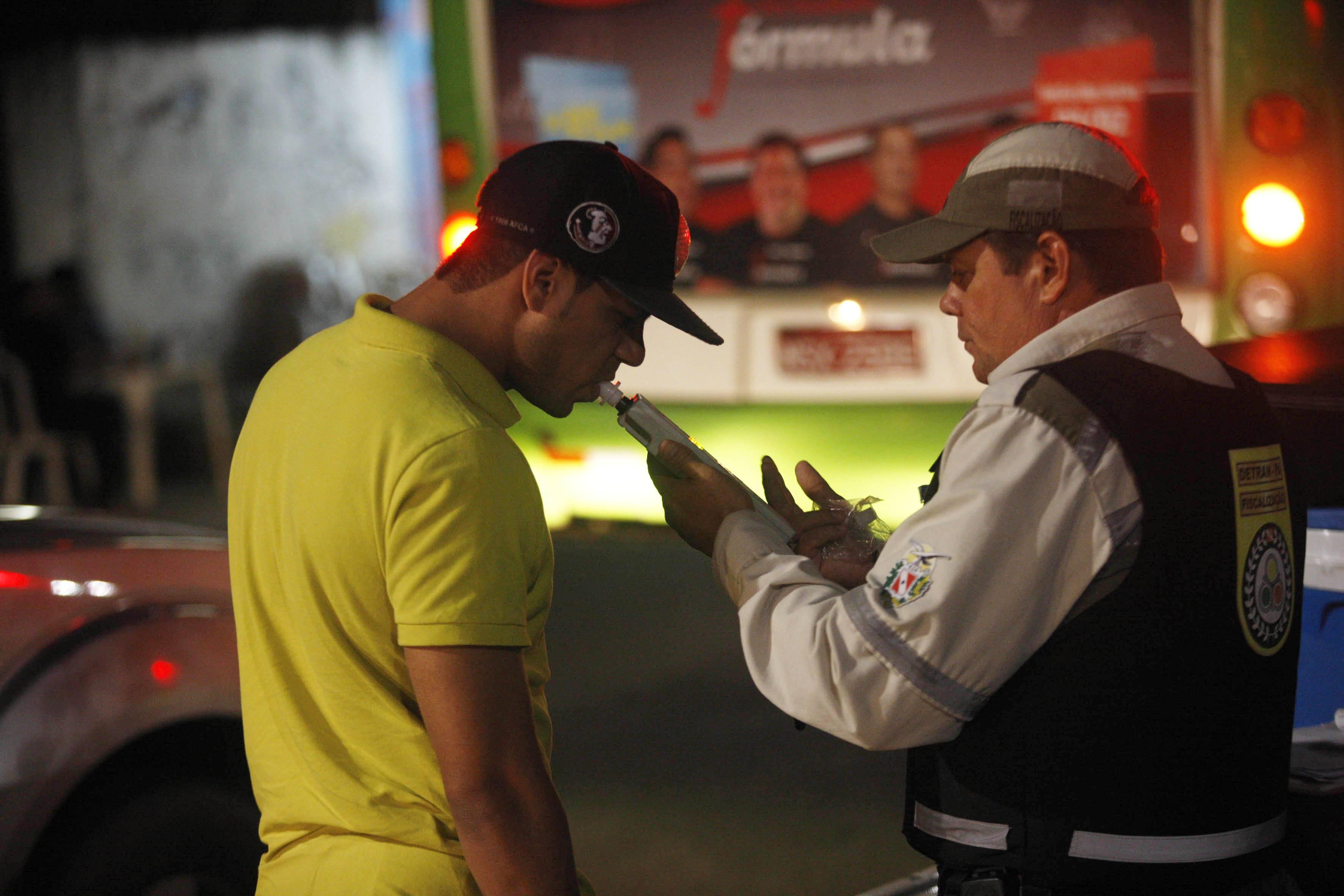 Operação Lei Seca | Foto: Rodolfo Oliveira/ Agência Pará