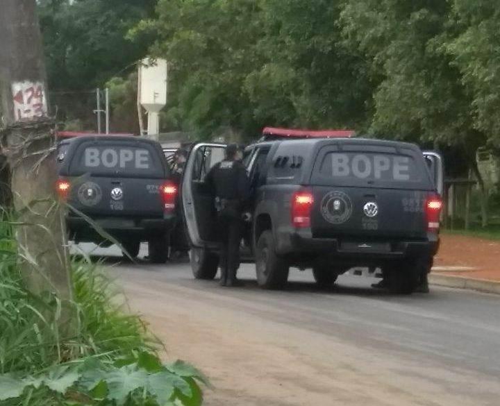 Latrocínio foi cometido contra morador do Buriti Sereno | Foto: Leitor/ WhatsApp