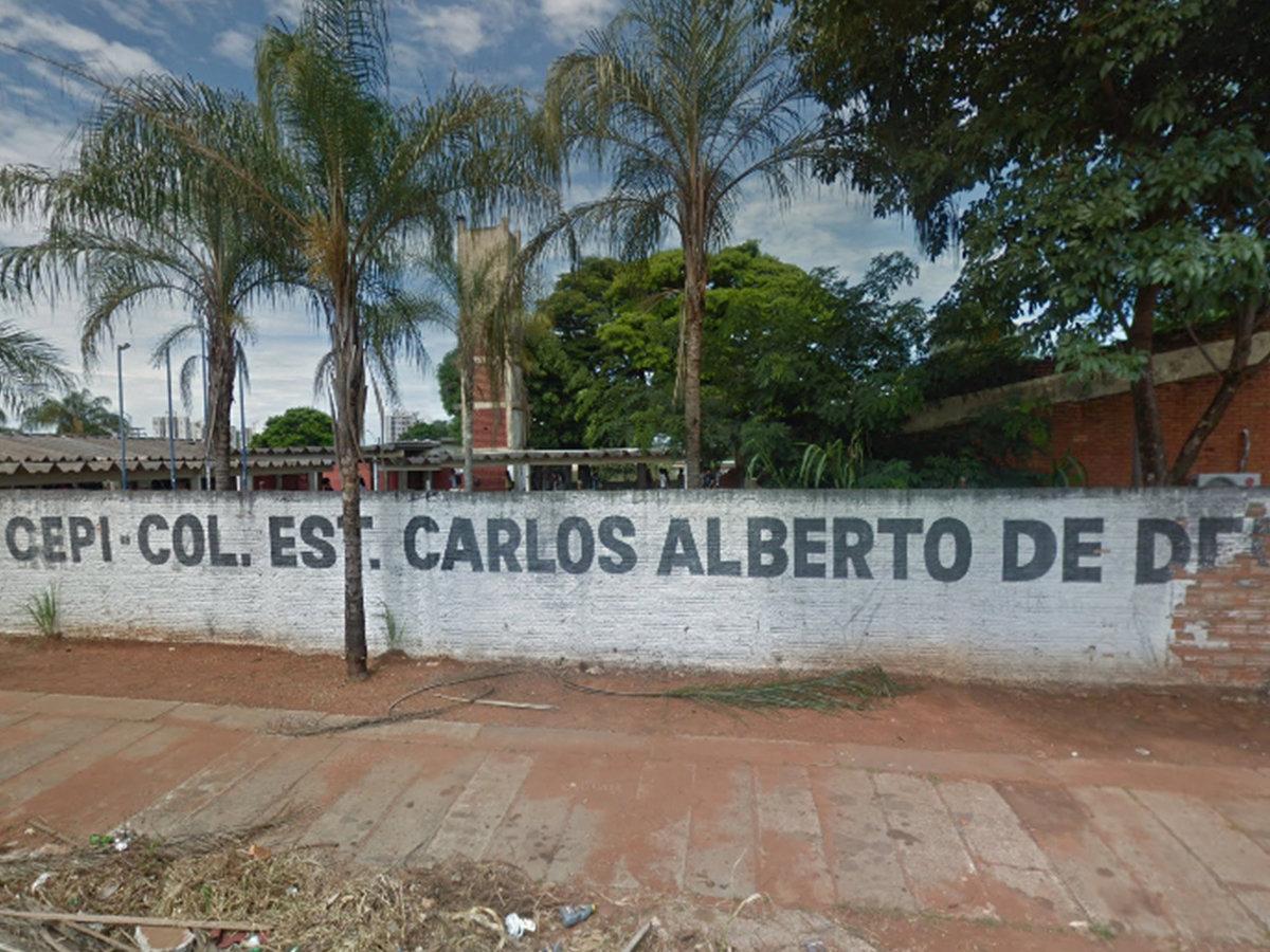 Colégio Estadual Carlos Alberto De Deus | Foto: Divulgação