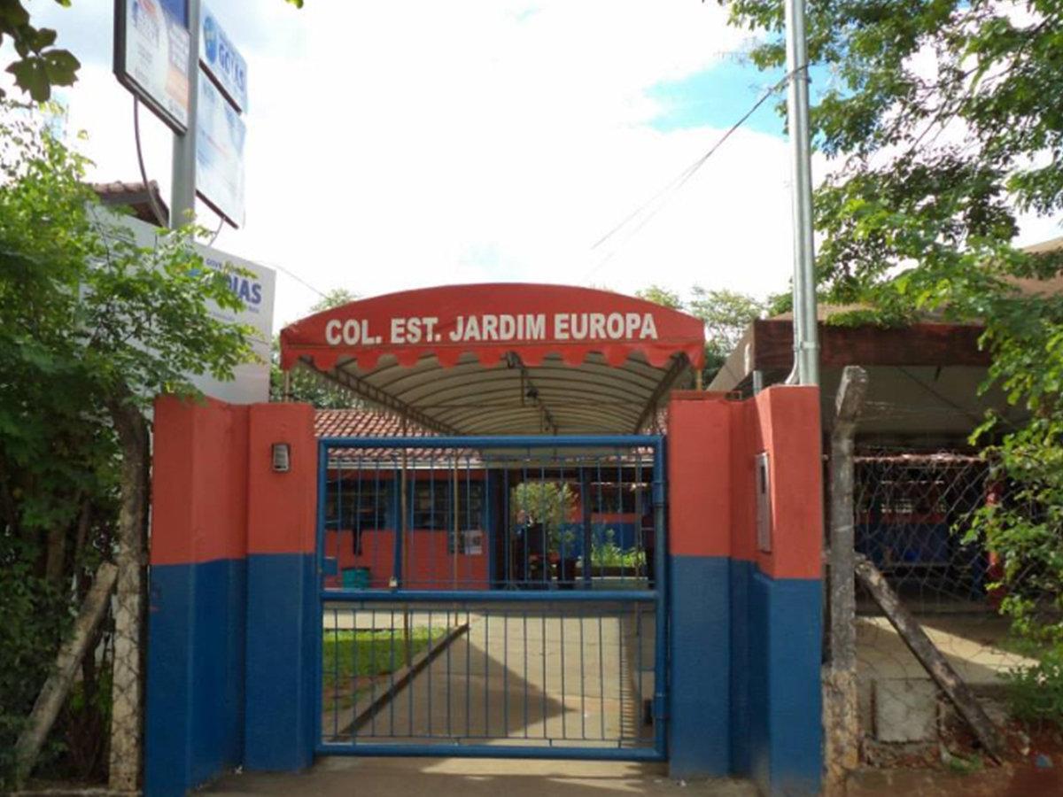Colégio Estadual Jardim Europa | Foto: Divulgação
