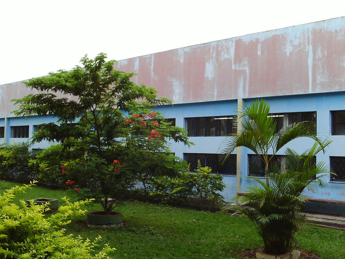 Colégio Estadual Professor Pedro Gomes | Foto: Divulgação
